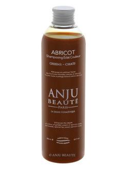 Flacone shamppo Apricot per manti crema e dorati by Anju Beauté
