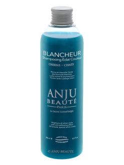 Flacone di shampoo Blancheur per manti bianchi by Anju Bautè