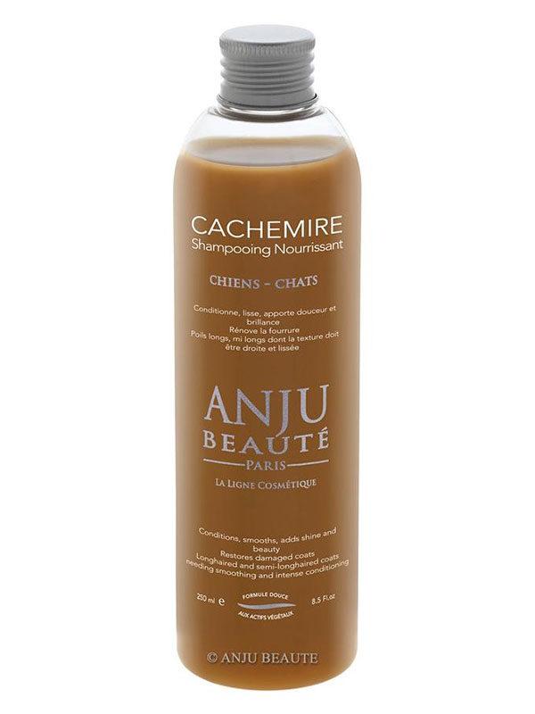 Flacone shamppo Cachemire nutriente by Anju Beauté