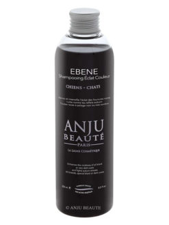 Flacone shampoo Ebene per manti neri e marroni by Anju Beauté