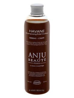 Flacone shamppo Havane per manti rossi, marroni e tortie by Anju Beauté