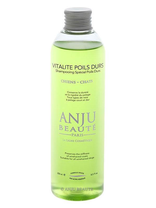Flacone di shampoo Vitalite Poils Durs