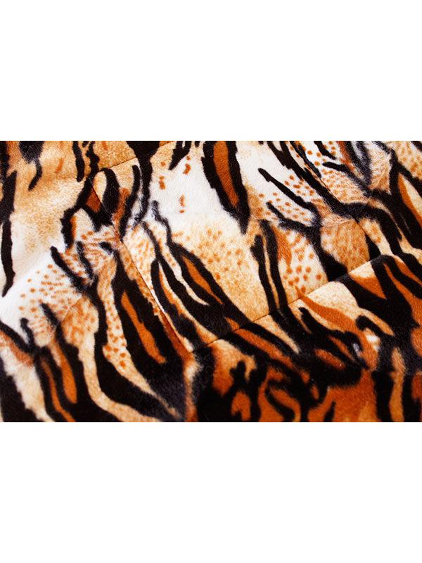 Campione ecopelliccia Tigre