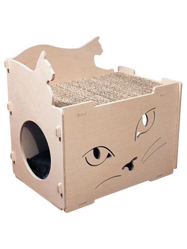 Cuccia modello Occhi di gatto by Habicat