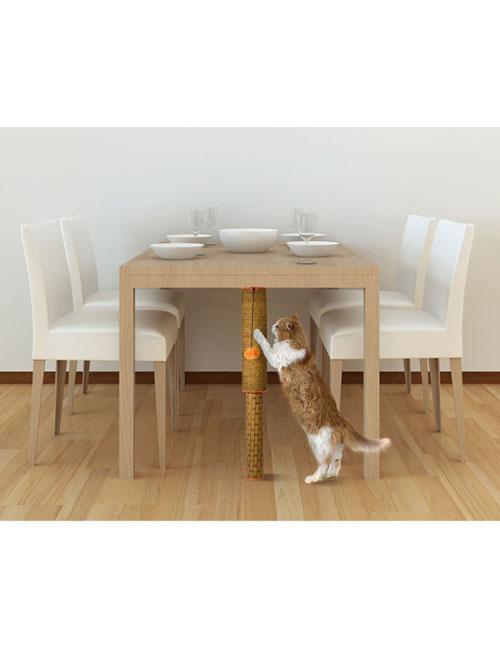 Esampio di utilizzo di Cat Pole by Habicat