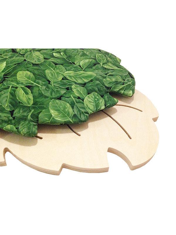 Particolare cuscino Playtree