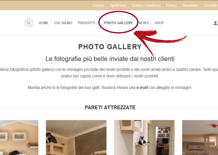 Ordine Online Photo Gallery