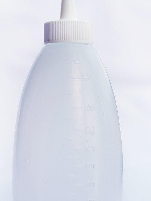 Dosa shampoo Habicat particolare
