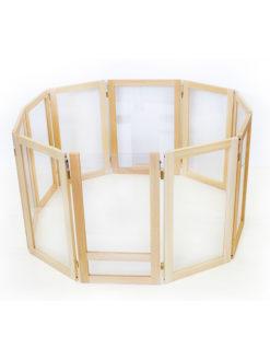 Playpet recinto per cuccioli Kit 08 by Habicat