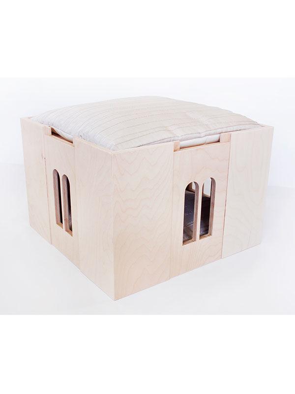 Cuccia Catstello laterale