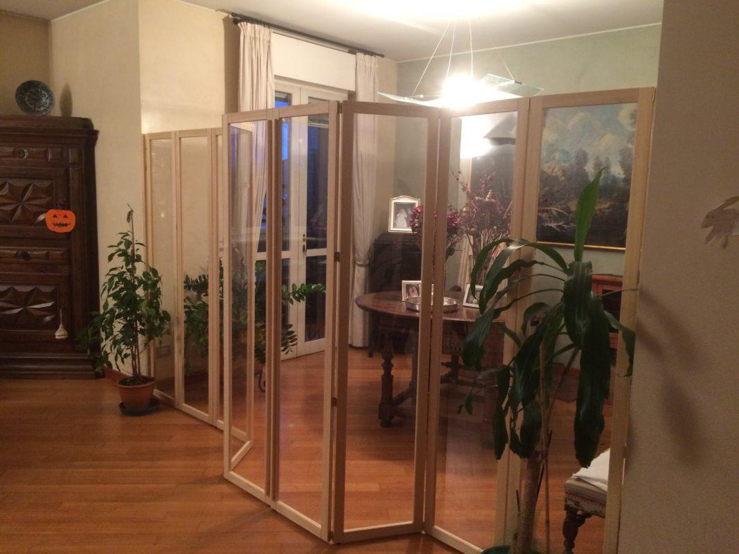 Divisori In Legno Per Interni separatore per ambienti in legno e plexiglass per gatti by