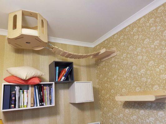 Rifugio a soffitto
