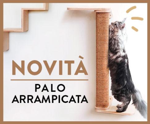 Nuovo Palo Arrampicata
