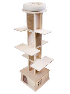 Palestra tiragraffi Towercat 2.0 by habicat